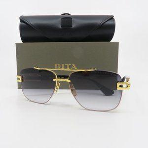 Dita GRAND-EVO ONE DTS138-A-01 Rimless Sunglasses